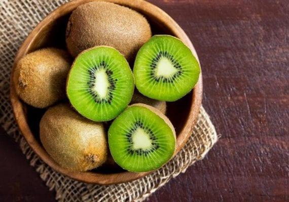 Kiwi có tác dụng tốt trong việc giảm khô hạn